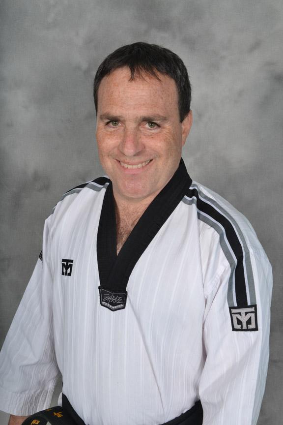 Master Robert Fox - Lupo Taekwondo