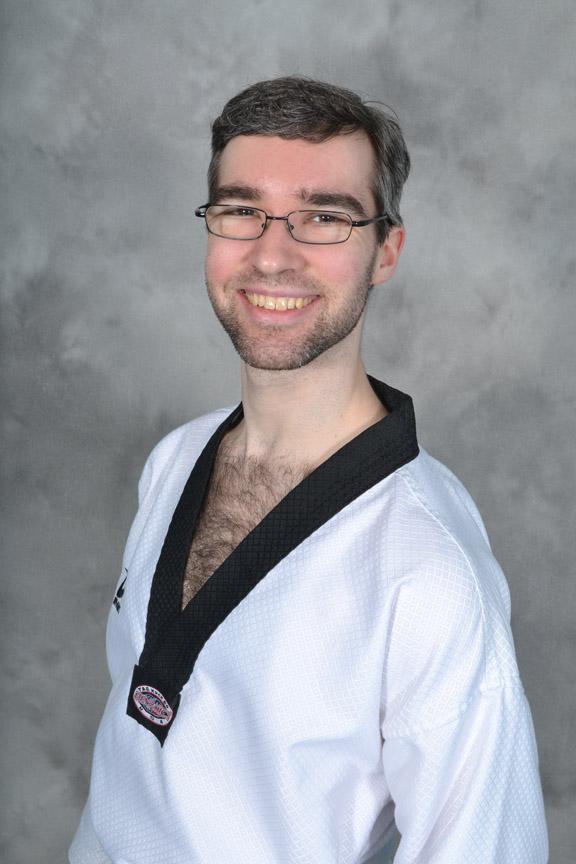 Master Richard Trevisani - Lupo Taekwondo