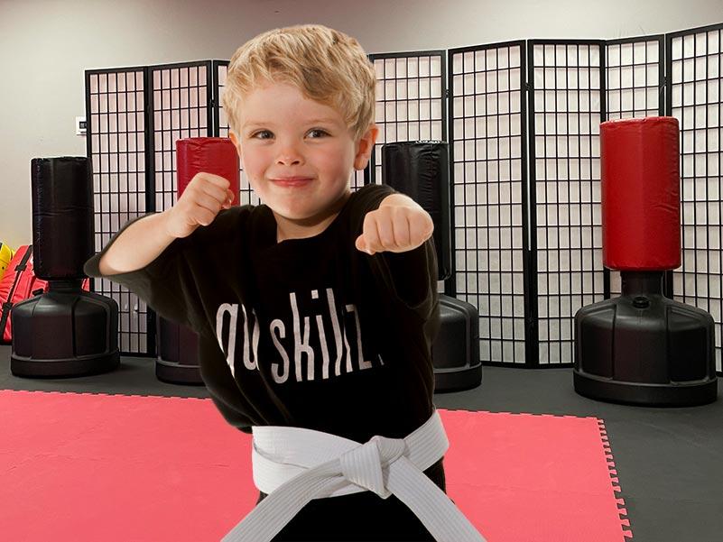 Lupo Taekwondo Early Skillz (3-4 year old) Program