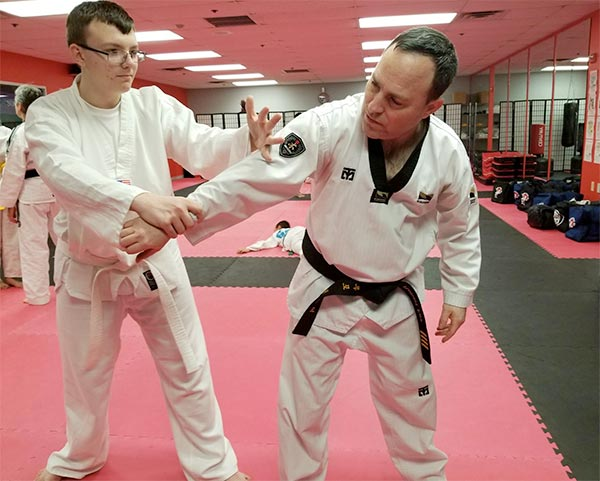 Martial Arts Anti Bullying