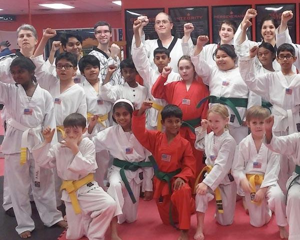 Martial Arts Social